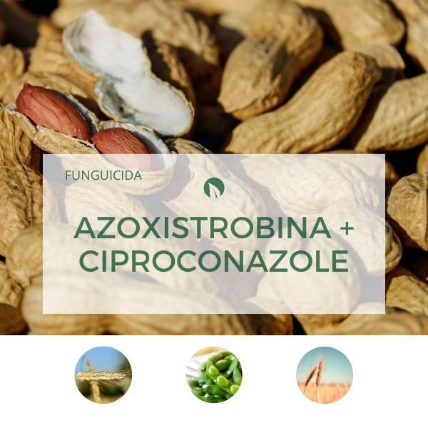 Azoxistrobina + ciproconazole